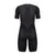 Men's Gen II Elite Aero Short Sleeve Tri Suit - Back View - Fastest Tri Suit