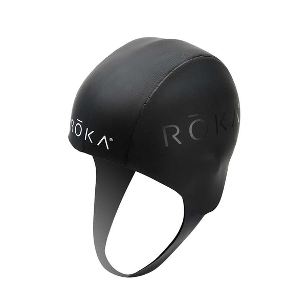 Thermal Neoprene Swim Hood (with Strap)