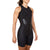 Women's Gen II Elite Aero Sleeveless Tri Suit - Side View on Athlete - Fastest Sleeveless Women's Tri Suit