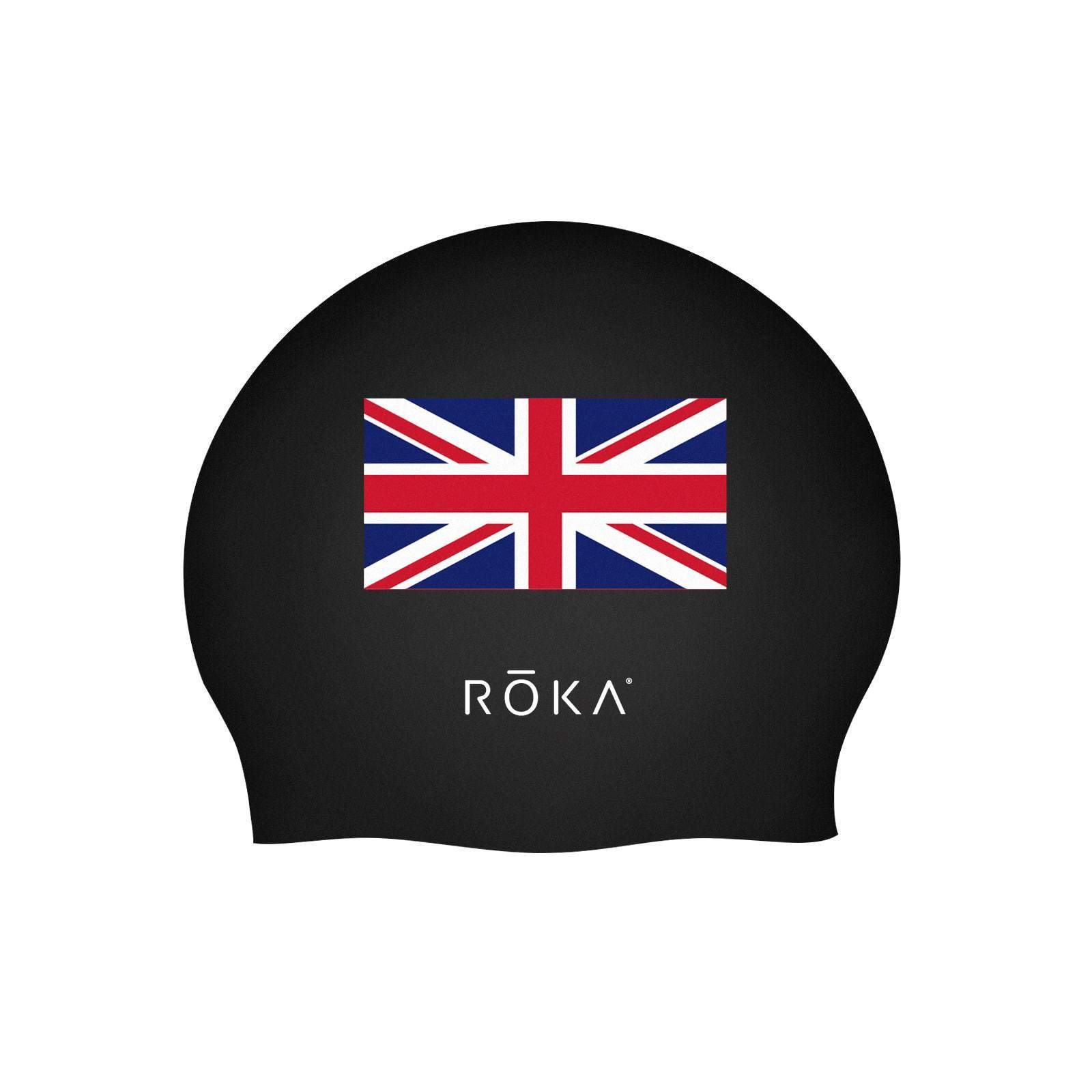 UK Silicone Swim Cap