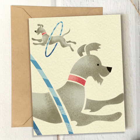 Big Top Minis: Hoop Dog