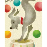 Big Top Minis: Juggling Dog