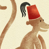 Big Top Minis: Monkey