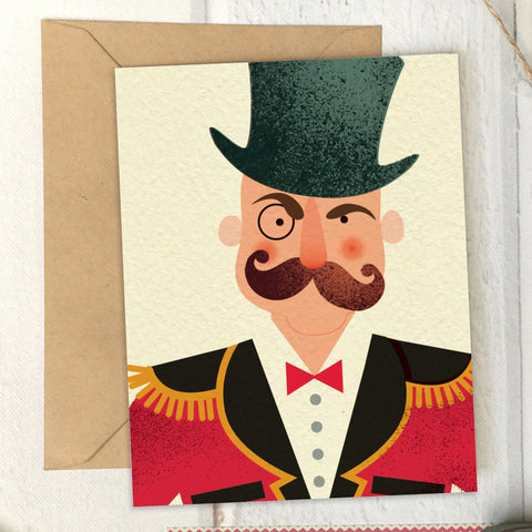 Big Top Minis: Ring Master