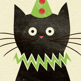 Big Top Minis: Party Hat Cat