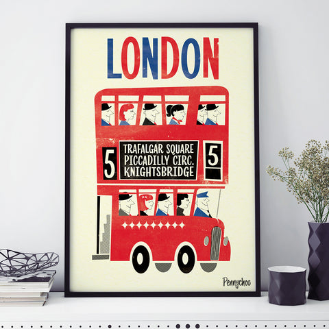 Capital Prints: Routemaster