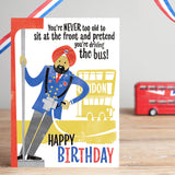 Capital Birthday: Bus Conductor 1