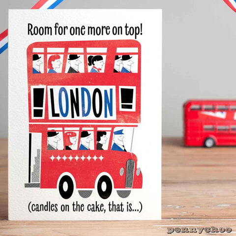Capital Birthday: Routemaster Bus