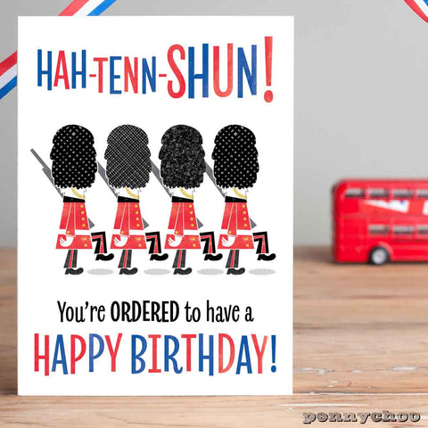 Capital Birthday: Hah–Tenn–SHUN!