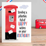 Capital Birthday: Post Box