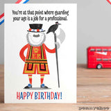 Capital Birthday: Beefeater