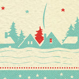 Christmas Cottages Card, 3