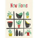 Midcentury Styled New Home Card