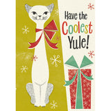 Honey, It's Christmas! Coolest Yule Cat