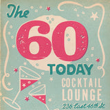 Matchbook 60 Today Birthday Card