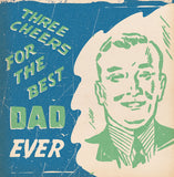 Matchbook Father's Day Card