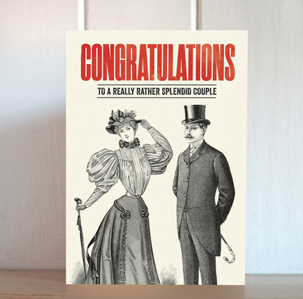 Modern Life is Rubbish: Wedding Congratulations