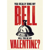 Modern Life is Rubbish: Bell Ringing Valentine