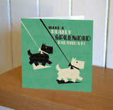 Really Splendid Birthday Card