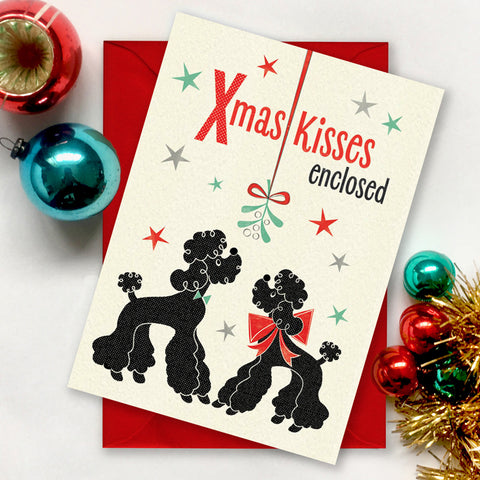Poodle Punch: Xmas Kisses