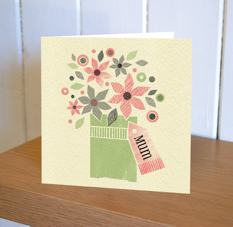 Primavera – Flowers for Mum Card