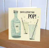 Primavera – Fizzy Pop Father's Day Card