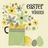 Primavera – Easter Wishes Flower Jug Card