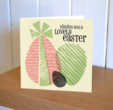 Primavera – Easter Eggs Card