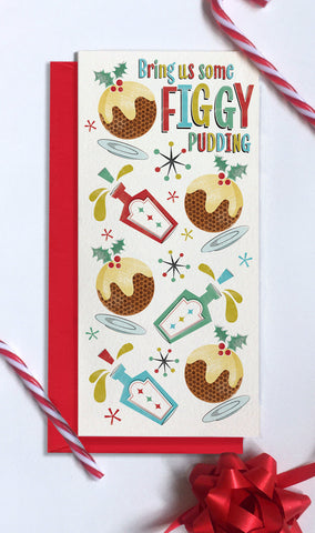 Tinsel Towers: Figgy Puddings