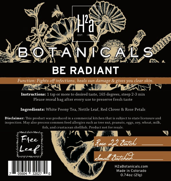 Be Radiant Tea