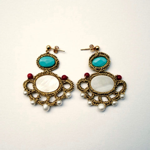 Nefeli Earrings