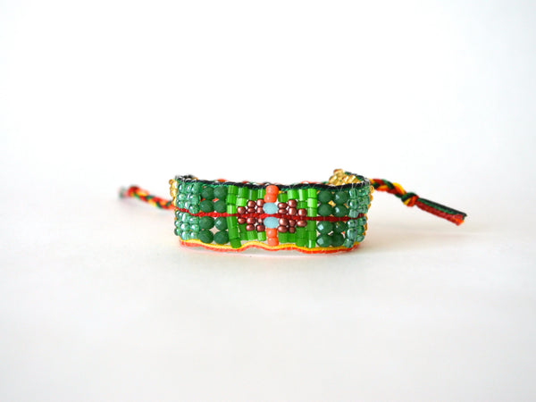Phaedra beaded bracelet