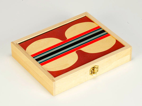 Hitchcock Backgammon Set