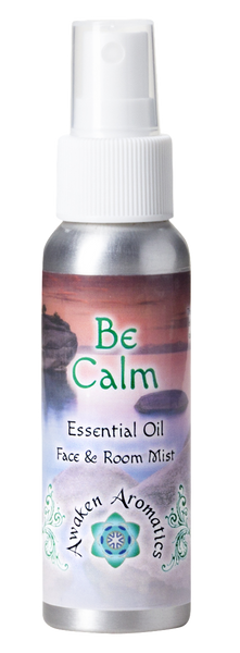 Be Calm Essential Oil Spray