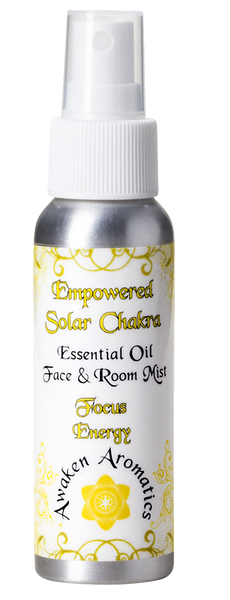 Empowered Solar Essential Oil Spray
