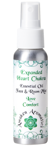 Expanded Heart Essential Oil Spray