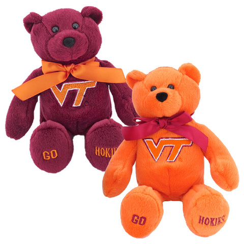 Virginia Tech Plush Bear