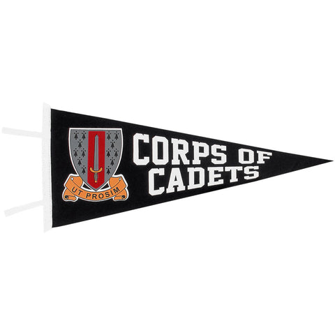 Virginia Tech 12x30 Corps of Cadets Pennant