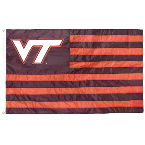 Virginia Tech Hokie Nation Flag