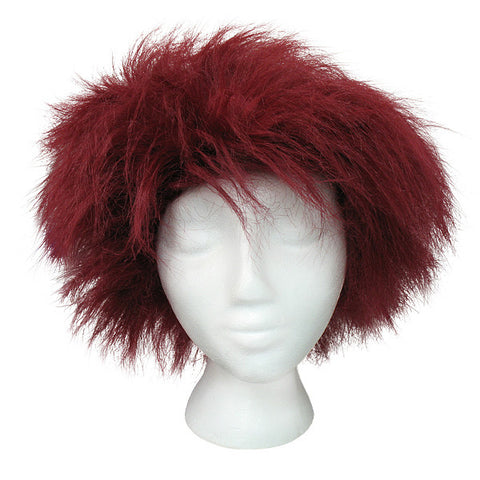 Game Day Wig: Maroon