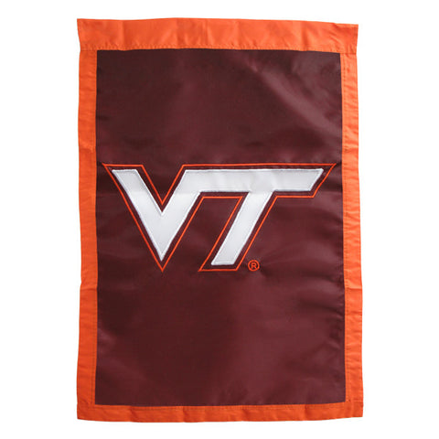 Virginia Tech Applique Flag