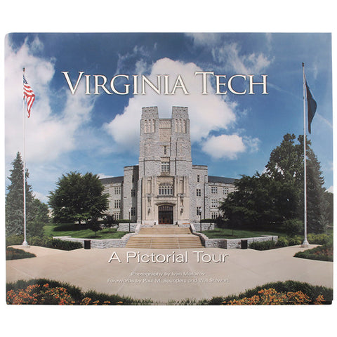 Virginia Tech: A Pictorial Tour by Ivan Mozorov