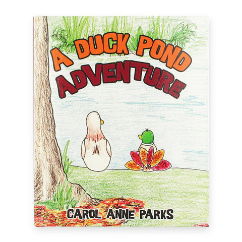"Virginia Tech ""A Duck Pond Adventure"" Children's Book"