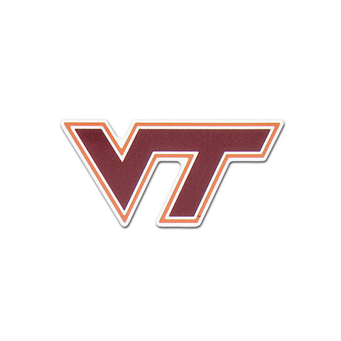 Virginia Tech Logo Refrigerator Magnet