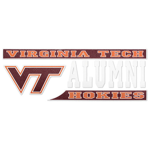 Virginia Tech Hokies Alumni Decal