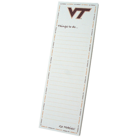 Virginia Tech Things To Do Magnetic Pad