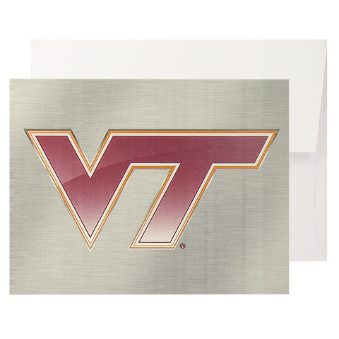 Virginia Tech Logo Note Cards 10 Pack
