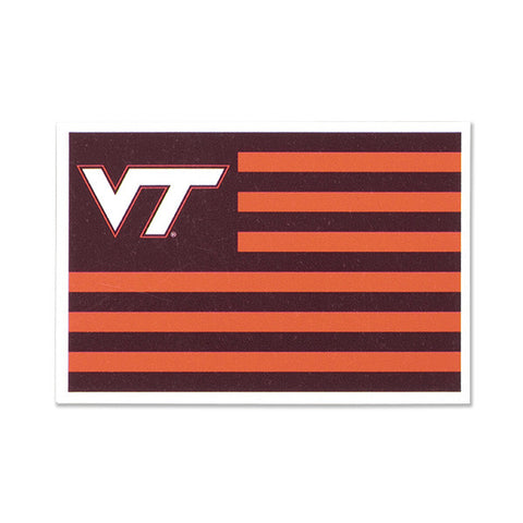 Virginia Tech Hokie Nation Refrigerator Magnet