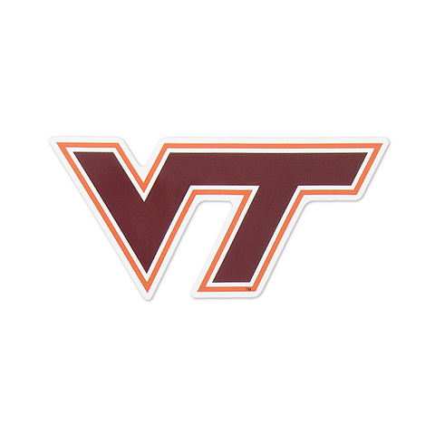 Virginia Tech Logo Decal
