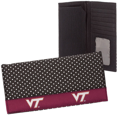 Virginia Tech Nylon Wallet